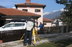 Geodetske storitve fizične osebe