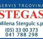 STEGAS Milena Stergulc s.p. Solkan